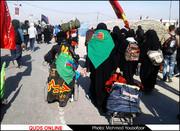 خیران سمنان بیش از ۳۴ میلیاردریال به راهپیمایی اربعین حسینی کمک کردند