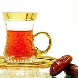 چای وخرما