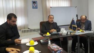 شریعتی مسول بسیج سازندگی مازندران