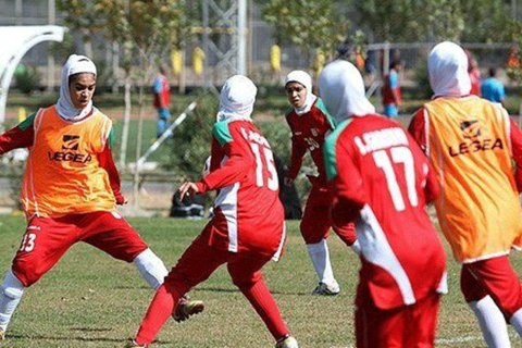 فوتبال بانوان ایران