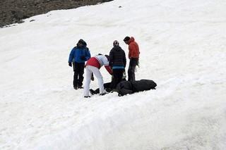 کشف جسد مرد کوهنورد در ارتفاعات دارآباد