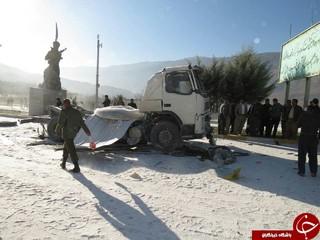 یک دستگاه تانکر عراقی