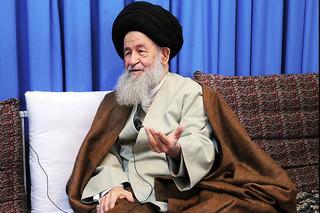 آیت الله العظمی سید محمد علی علوی گرگانی