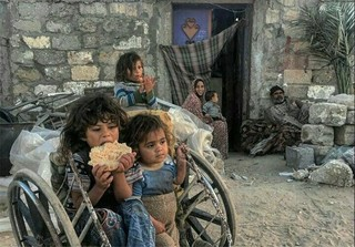 کودکان سوری آواره