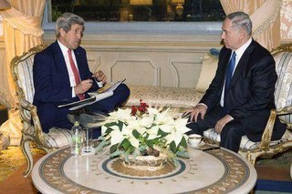 نتانیاوه و کری