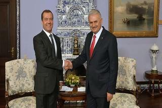 همکاری روسیه و ترکیه