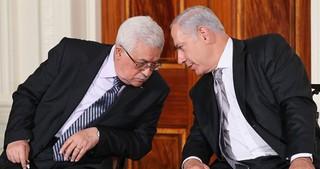 محمود عباس نتانیاهو