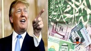 عربستان ترامپ