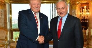 ترامپ و  بنیامین نتانیاهو