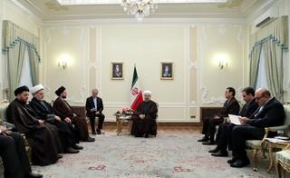 روحانی و ائتلاف عراق