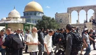 مسجد اقصی بیت المقدس قدس
