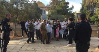 مسجد الاقصی قدس بیت المقدس