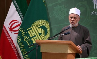 دکتر شیخ تاج الدین عبدالله الهلالی عضو شورای عالی دارالتقریب مصر