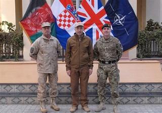 کرواسی  افغانستان