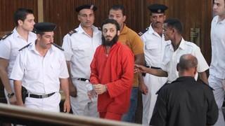 عادل حباره متهم کشتار ۲۵ نیروی ارتش مصر