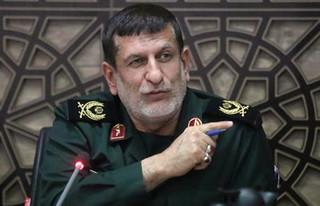 استاد حسینی فرمانده سپاه البرز