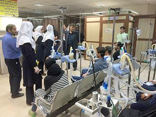 بیمارستانهای اهواز
