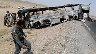 تصادف افغانستان