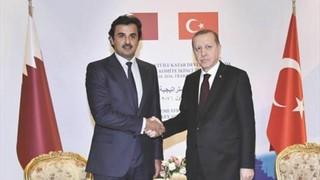 اردوغان و قطر