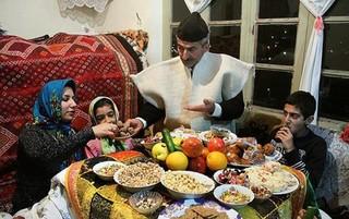یلدا در مازندران