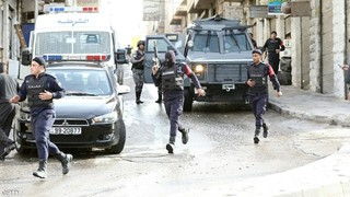 پلیس اردن