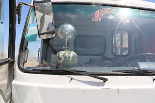 گازگرفتگی در کامیون