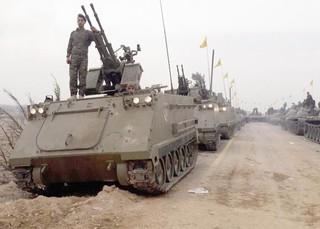 تانک حزب الله
