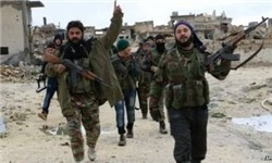 گروهک تروریستی جیش فتح الشام