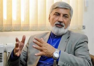حمیدرضا ترقی عضو شورای مرکزی حزب موتلفه اسلامی