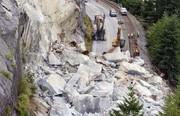 آزاد راه پل زال- خرم آباد مسدود شد