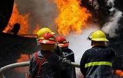 انفجار در کارخانه فولاد بویراحمد ۹ مصدوم برجا گذاشت
