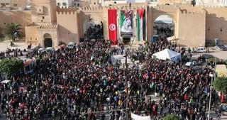 تظاهرات ترور محمد الزورالی