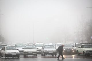 مه گرفتگی ، مه آلود