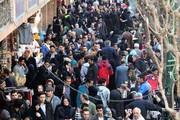 میانگین جمعیت شاغل در قلب تهران از میانگین کل شهر بالاتر است