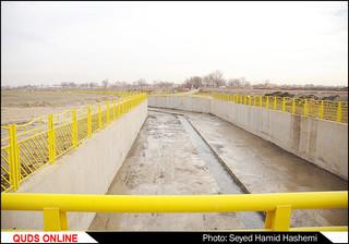 بهره برداری ازسه پروژه عمرانی شهرداری مشهد