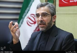 علی باقری معاون دبیر سابق شورای عالی امنیت ملی