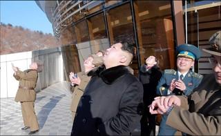 کره شمالی کیم جون اون