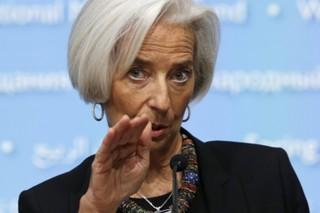 کریستین لاگارد رئیس صندوق بین المللی پول