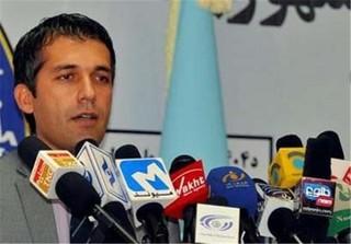 صدیق صدیقی سخنگوی وزارت کشور افغانستان