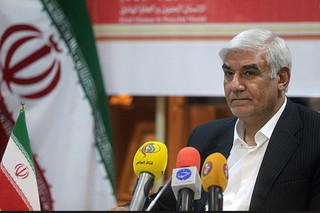 علی اصغر احمدی معاون سیاسی وزارت کشور