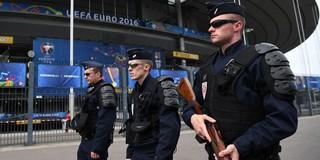 سرباز پلیس اروپا
