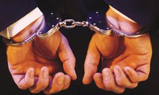 دستگیری یک مجرم