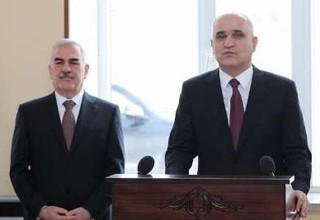 وزیر اقتصاد جمهوری آذربایجان