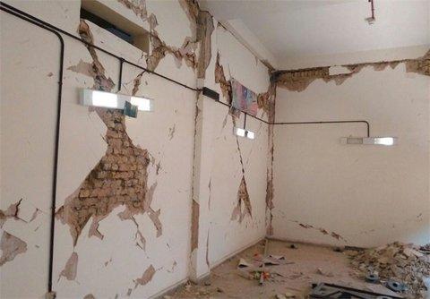 خسارت زلزله