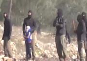 فیلم / گروگان گرفتن کودک 7 ساله فلسطینی توسط صهیونیستها