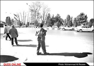 مردهای کار،مردهای انتظار/گزارش تصویری