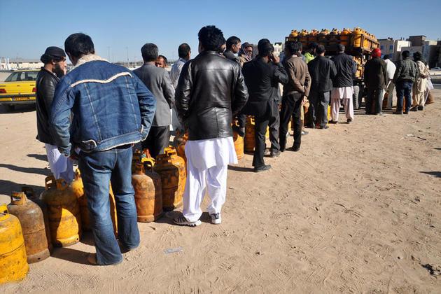 Image result for توزیع گاز مایع در زاهدان