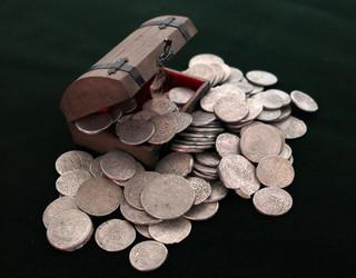 گنجینه سکه