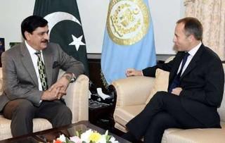 مشاور امنیت پاکستان