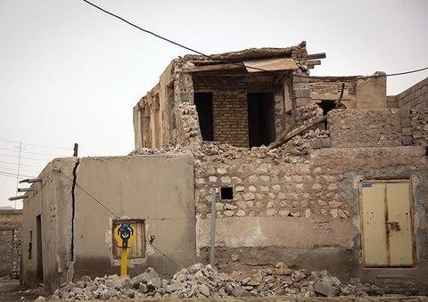 خسارت ناشی از زلزله